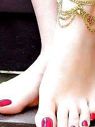 Iranian, Foot