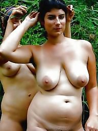 Nipples, Hairy pussy, Big pussy, Big nipples