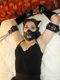 Tied, Bound, Flashing tits
