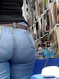Jeans, Latin, Hidden cam, Cam