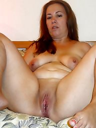 Mom, Bbw mom, Mature spreading, Fat, Bbw spreading, Chubby mature