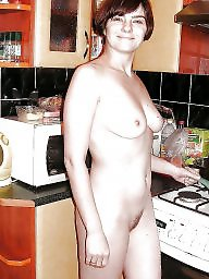 Naked, Wives, Hairy wives, Amateur hairy