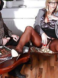 Mature stocking, Mature lady, Mature ladies, Stocking mature