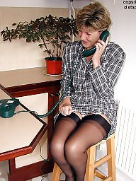 Mature stockings, Kitchen, Mature uk, Uk mature, Kitchen mature