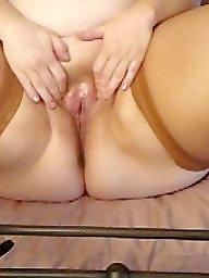 Nylon, Tanned, Bbw nylon, Sexy, Sexy bbw, Bbw sexy