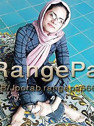 Asian, Turban, Nylon feet, Nylons, Iran, Turbans