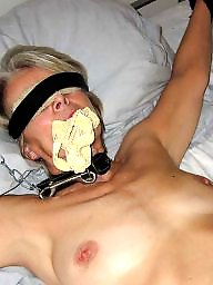 Submissive, Blonde mature, Beauty, Mature blonde, Carol, Mature bdsm
