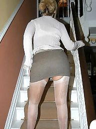 Nylons, Nylon upskirt, Lady, Vintage nylon, Upskirt stockings, Upskirts