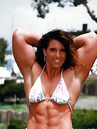Retro, Muscle, Babes, Female