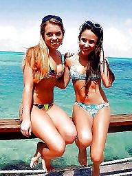 Teen bikini, Bikini teen, Bikinis, Group teen