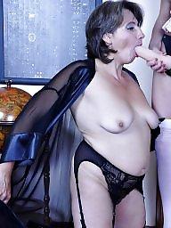 Mistress, Tit mature