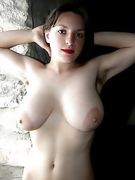 French, Big hairy, French amateur, Big amateur tits