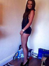 Upskirt, Legs, Leggings