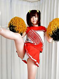 Japanese, Teen upskirt, Japanese teen, Cheerleader