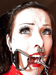 Bdsm, Gagged, Gagging