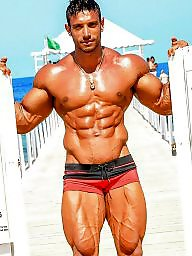Muscle, Interracial, Muscles, Guy