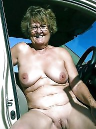 Granny, Saggy, Hairy mature, Saggy tits, Grannies, Mature saggy