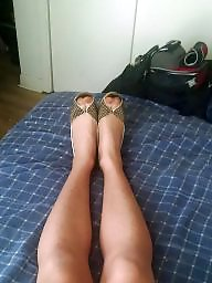 Pantyhose, High heels, Heels, Amateur pantyhose, High, Stockings heels
