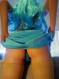 Dress, Blue, Dresses