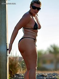 Mature bikini, Mature beach, Beach mature, Slut mature, Mature slut
