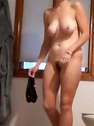 Wife, Unaware, Hairy wife