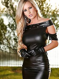 Latex, Pvc, Boots, Leather, Mature latex, Mature boots