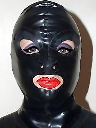 Mature bdsm, Mask, Bdsm mature