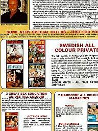 Magazine, Vintage hairy, Hairy vintage, Magazines