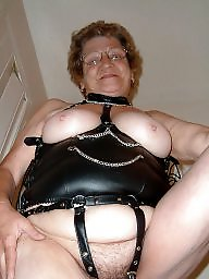 Latex, Pvc, Leather, Mature leather, Amateur mature, Mature pvc