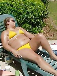 Bikini, Bbw beach, Beach, Ssbbws, Bikinis, Bbw bikini