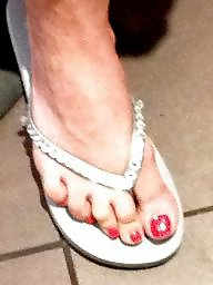 Fetish, Feet, Amateur feet, Sandals, Hidden cam, Barefoot