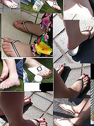Feet, Candid, Candid feet, Webcam