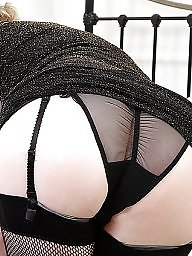Piercing, Pierced, Mature, Grannies, Mature stockings, Mature stocking