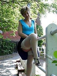Mature uk, Mature stockings, Stocking mature, Uk mature