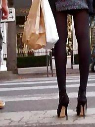 High heels, Hidden