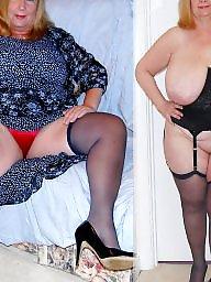 Grandma, Home, Grandmas, Mature boobs, Mature big boobs, Big boob mature