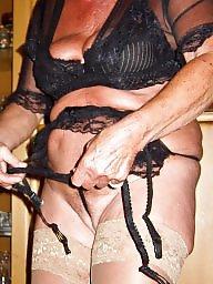 Horny granny, Horny milf, Horny mature