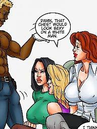 Interracial cartoon, Cartoon interracial, Interracial cartoons, Night, T girls