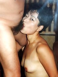 Japanese milf, Hairy milf