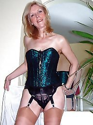 Mature stocking, Stocking mature, Vintage mature, Leggy