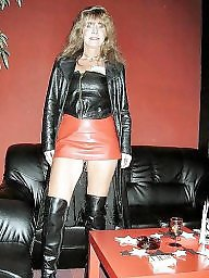 Leather, Pvc, Latex, Mature leather, Mature latex, Mature pvc