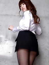 Japanese pantyhose, Black japanese, Japanese girls, Japanese girl