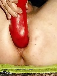 Deep, Prolapse, Anal toy