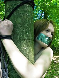 Tied, Forest, Tie
