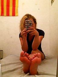 Mirror, Friends, Teen feet