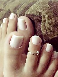 Beauty, Amateur feet