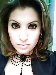 Facial, Brunette, Facials, Teen facial