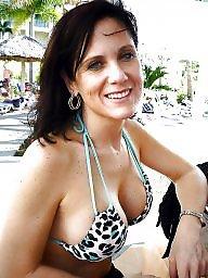 Mature bikini, Mature beach, Beach mature