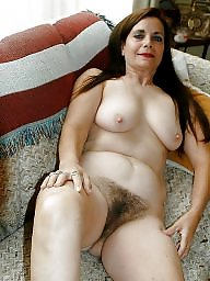 Hairy mature, Nature, Natural mature, Natural