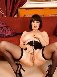 Brunette milf, Milf sex